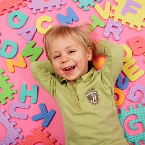 Английский язык для детей - закрытый и открытый слог.