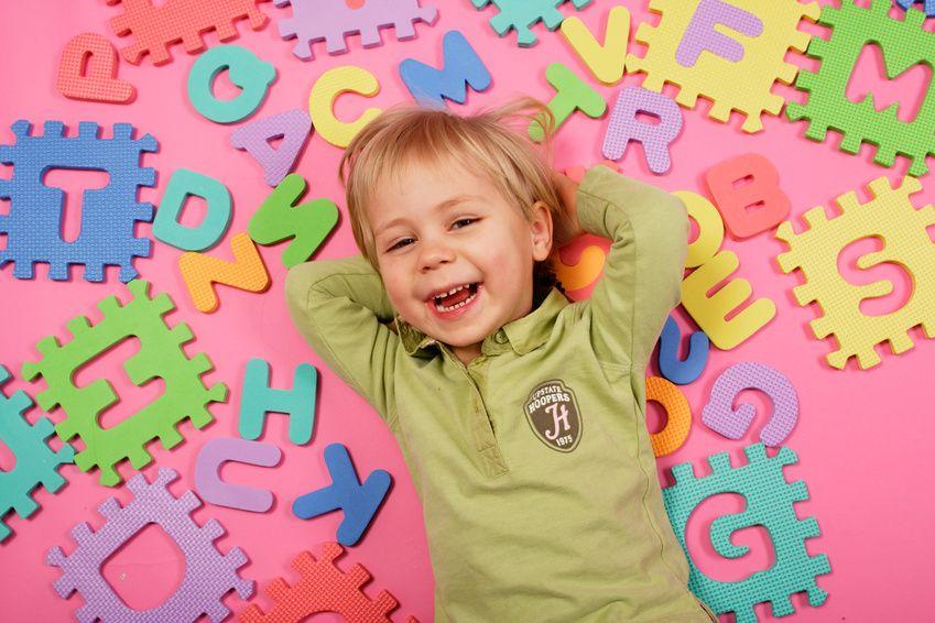 Английский язык для детей — закрытый и открытый слог.