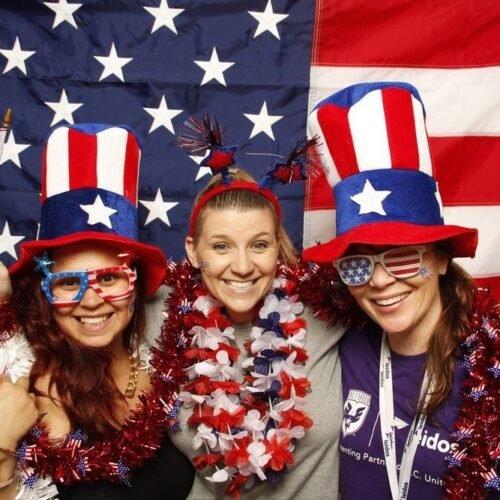 Как вести себя на американской вечеринке?