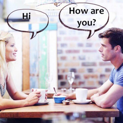 Где общаться на английском языке?