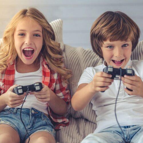 Полезны ли видеоигры для изучения английского языка?