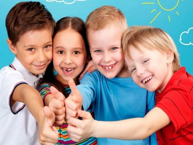 Учим английский с детьми до 3-х лет