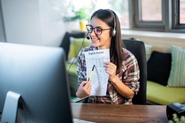 В чем преимущества посещения курсов английского языка?